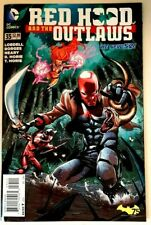 Red Hood and the Outlaws Issue 35 New 52 First Print NM