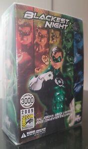 DC DIRECT BLACKEST NIGHT GREEN LANTERN HAL JORDAN SDCC LIMITED EDITION