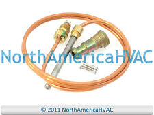 """New Universal Gas Furnace Water Heater 18"""" Thermocouple w/ Adapters Mars 72218"""