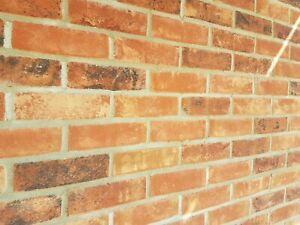 Forterra Hampton Rural Blend facing bricks approx. 1,500 in 3 packs