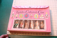 Kiddles Collector's case filled with Pee Wee's, fun. with 13 dolls as shown #3