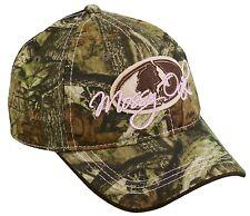 New Mossy Oak Women's Infinity Camo  Cap Hat