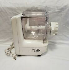 Popeil Automatic Pasta Maker Machine Model P400 Food Preparer *Clean*
