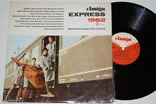 AMIGA EXPRESS 1962 - (Rica Déus, Ruth Brandin, P. Böttcher) LP Amiga (8 50 007)