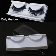 25pcs Travel Tray Packaging Box Home Salon Makeup Organizer Eyelash Storage Case