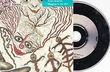 CD CARTONNE CARDSLEEVE PETER GABRIEL DIGGING IN THE DIRT 2T DE 1992 RARE !!!