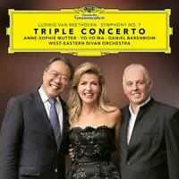 Anne-Sophie Mutter Yo-Yo Ma Daniel Barenboim West-Eastern Divan [CD]