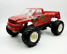 Vintage kyosho Trucker Ultima. Red Truck.