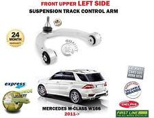 Para Mercedes ML350 ML400 ML500 W166 11 - > Brazo De Control De Suspensión Delantera Superior Izquierda