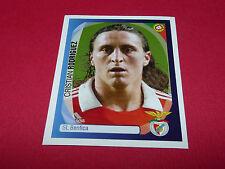 70 SL BENFICA  C. RODRIGUEZ UEFA PANINI FOOTBALL CHAMPIONS LEAGUE 2007 2008