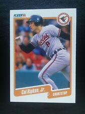 1990 Fleer CAL RIPKEN JR. #187 Baltimore Orioles Baseball Card