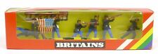 Britains Deetail 7456 Federal Infantry Soldiers 1/32 Scale Plastic And Metal