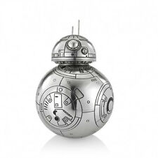 Royal Selangor Hand Finished Star Wars Collection Pewter Bb8 Container