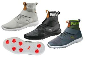 Puma Golf Ignite PWR Adapt Hi-Top Golf Shoes - RRP£160 -ALL SIZES - DPD SHIPPING