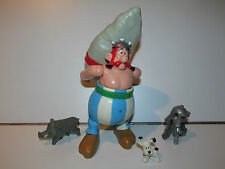 ASTERIX PLAY 6201 OBELIX 100% COMPLETE TOYCLOUD CEJI