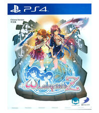 OMEGA LABYRINTH Z Sony PlayStation PS4 2017 Japanese Chinese Korean