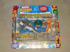 ToyBiz Marvel Legends Showdown Namor Hammerhead Shark Pack New Rare HTF Game