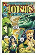 DINOSAURS FOR HIRE # 3 (TOM MASON, MALIBU COMICS, APR 1993), NM