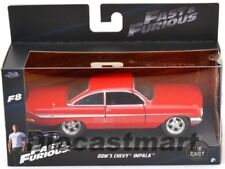 Voitures, camions et fourgons miniatures rouges Jada Toys 1:32