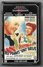 VHS K7 Rene Chateau / Les Femmes Sind Twenties - Raymond Rolle Carmet Roquevert