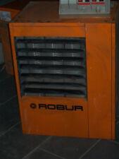N°2 BRUCIATORI ROBUR AD ARIA CALDA,FUNZIONAMENTO A METANO usati