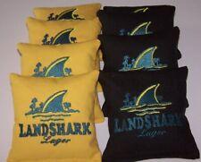 Corn or Pellets Oars! NICE 8 Quality Embroidered Cornhole Bags Lake Life