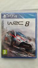 WRC 8 game for Sony Playstation 4 (NEW & SEALED)