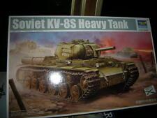 1:35 Trumpeter Soviet KV-8S Heavy Tank OVP