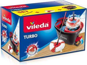 Vileda Turbo EasyWring & Clean Komplett Set