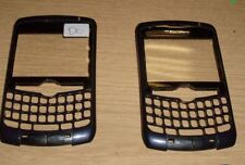2 X Genuine Original Blackberry 8300 Front Fascia Housing Blue Grade A/B