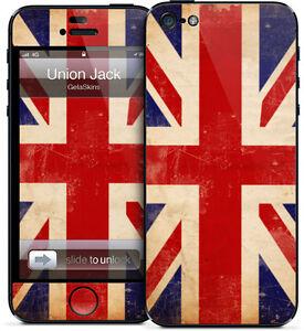 Gelaskin Gelaskins iPhone 5 Union Jack