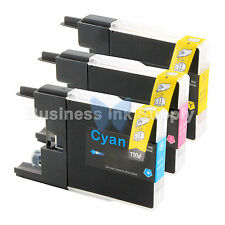3 COLOR LC71 LC75 Ink Cartridge for Brother MFC-J280W MFC-J425W MFC-J435W LC75