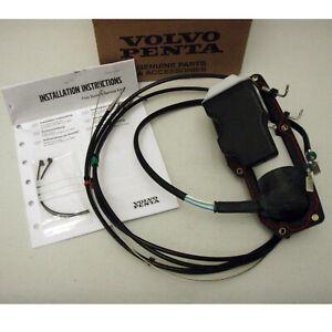 Volvo Penta New OEM Power Trim/Tilt Pump Actuator Motor Assembly SX,DPS 21945915