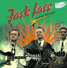 Jack Face and The Volcanoes - Crying Blues [CD]