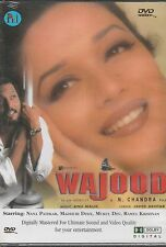 wajood - Madhuri dixit , nana Patekar [Dvd ] 1st Edition Released