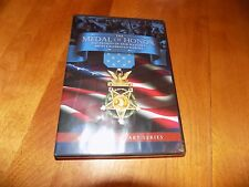 THE MEDAL OF HONOR 2-Disc Set Heroes WWI WWII Civil War Vietnam Korea DVD NEW