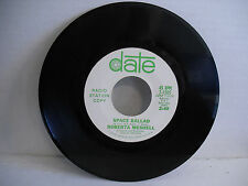 Roberta Meshell, If There's People Up There / Space Ballad, Date 2-1505 DJ PROMO