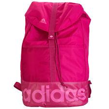 Adidas Damen Linear ess Rucksack Pink
