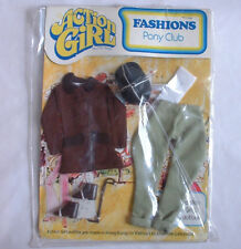 1970s vintage Palitoy doll ACTION GIRL PONY CLUB FASHION clothes Dollikin