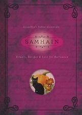 New, Samhain: Rituals, Recipes & Lore for Halloween (Llewellyn's Sabbat Essentia