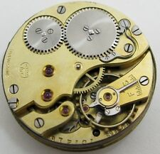small Peerless IWC pocket watch movement for part ... diameter 26.5 mm OF