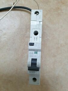 MEM EATON 16 AMP TYPE B 6 kA 30 mA RCBO RCD MCB POD MEMSHIELD 2 H30