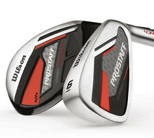 Wilson ProStaff Combo Men's Golf Complete Set Iron 6-SW Hybrid 4 and 5