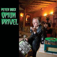"Peter Buck - Opium Drivel BRAND NEW 7"" 33rpm EP LMTD EDITION w/ Scott McCaughey"