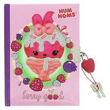 Num Noms Lockable diary