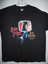NEW - ALICE COOPER BAND / CONCERT / MUSIC T-SHIRT 2XL / X X LARGE