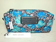 NWT Marc By Marc Jacobs Quilted Wildflower Narrow Cosmetic Case, Eclipse Multi
