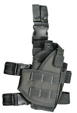 Trinity tactical adjustable leg holster Gray for first strike compact paintballi