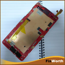 Original LCD Display Touch Screen Digitizer Assembly + Frame For HTC Desire 600