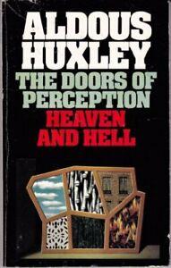 The Doors of Perception (Flamingo Modern Classics) by Huxley, Aldous Paperback